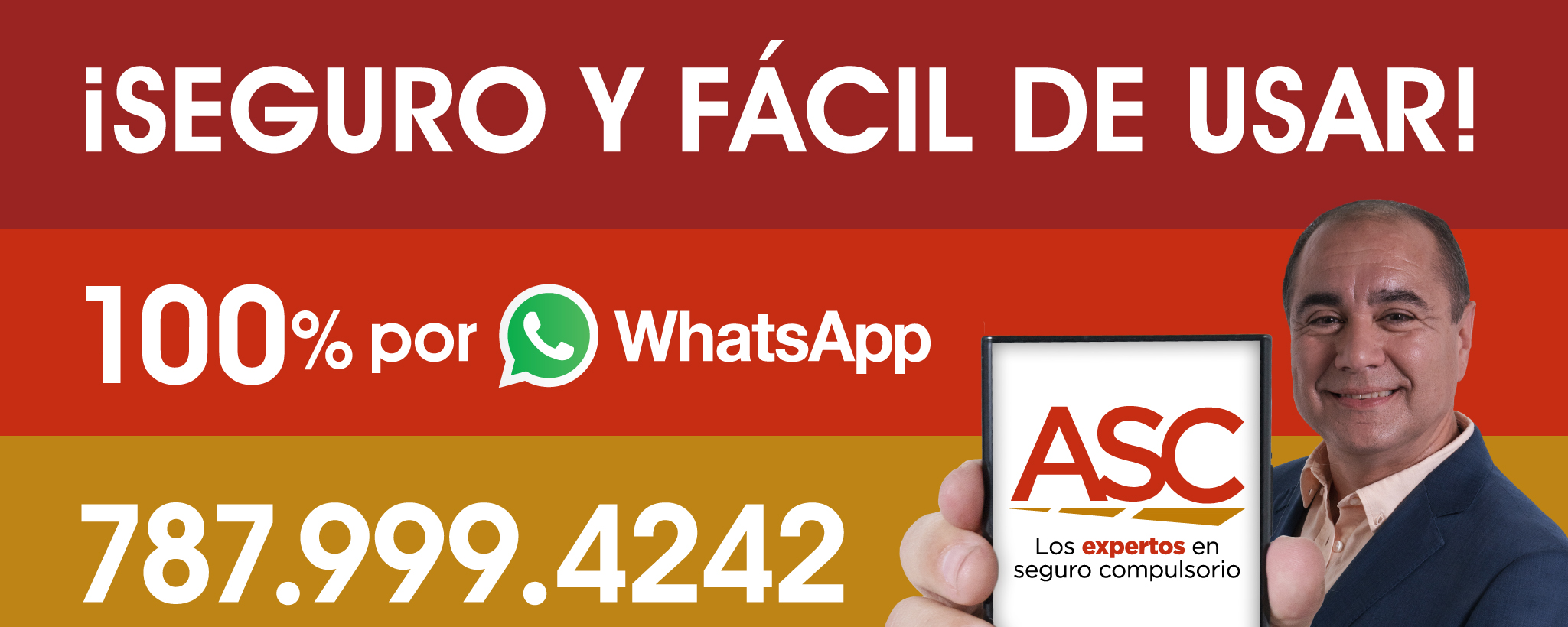 Resuelves todo por Whatsapp